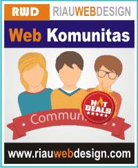 web-komunitas