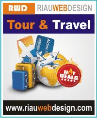 web tour travel - Web Company Profile