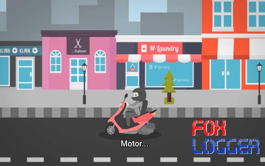 GPS-Fox-Logger-Tracker-Motor