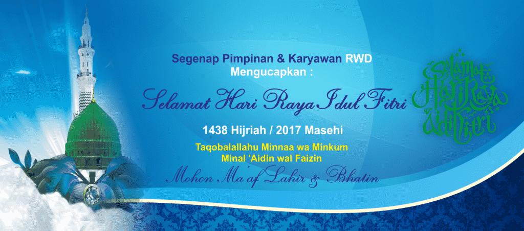 Banner Idul Fitri Rwd