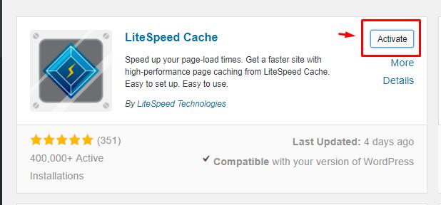 litespeedwp14 - Panduan Lengkap Setting LiteSpeed WordPress Cache