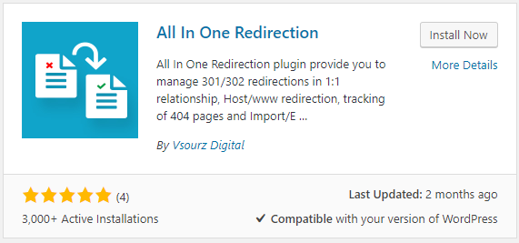 plugin-all-in-one-redirection